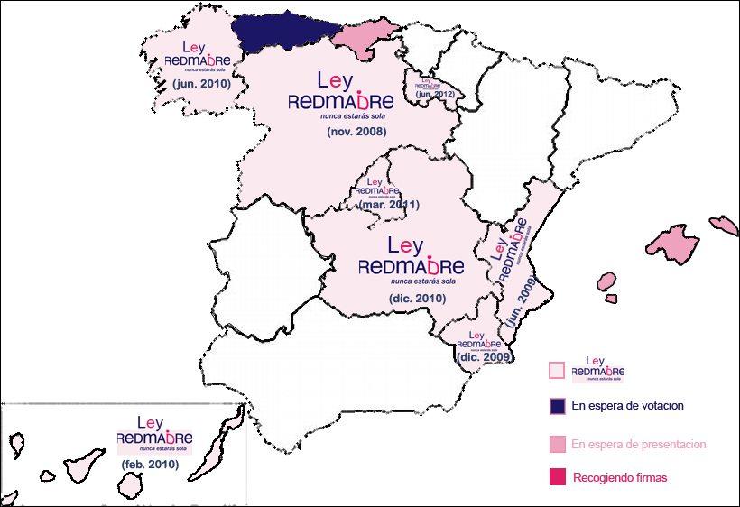La ILP RedMadre del Foro de la Familia, primera Iniciativa Legislativa Popular que se aprueba en la historia de La Rioja 2