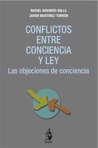 Libro de la Semana... CONFLICTOS ENTRE CONCIENCIA Y LEY, Las objeciones de conciencia 1