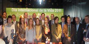 Una gran manifestación en Madrid será el acto central del Día Internacional de la Vida en España 1