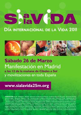Toda la Información que necesitas saber sobre la Manifestación en Madrid del 26 de Marzo 1