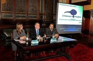 El Foro Uruguayo de la Familia presenta 'Embarazo+Positivo', un proyecto de Ley de Apoyo a la maternidad 1