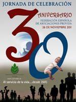 Un aplauso a... La Federación Española de Asociaciones Provida 1