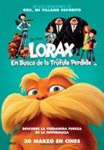 Película de la semana... Lorax: En busca de la trúfula perdida 2