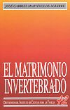 Libro de la semana... El matrimonio invertebrado, José Gabriel Martínez de Aguirre 1