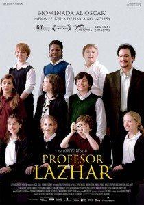 Película de la semana... El profesor Lazhar 1