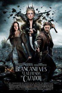 Película de la semana... Blancanieves y la leyenda del cazador 1