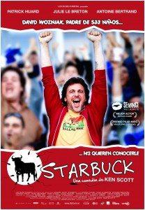 Película de la semana... Starbuck 1