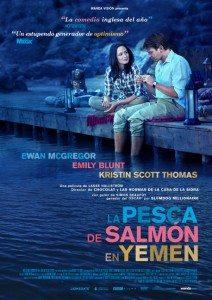 Película de la semana... La pesca de salmón en Yemen 1