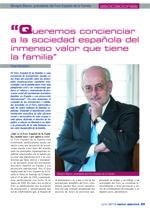 Entrevista a Benigno Blanco en 'Sector Ejecutivo' 1