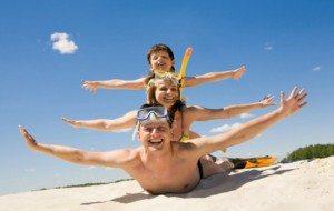 Consejos útiles para hacer un verano en familia 2