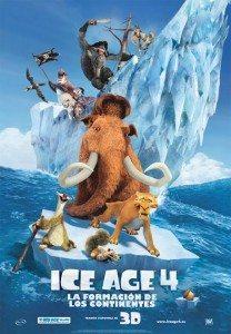 Película de la semana... Ice Age 4: La formación de los continentes 1