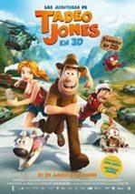 Película de la semana... Las aventuras de Tadeo Jones 1