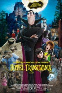 Película de la semana... Hotel Transilvania 1