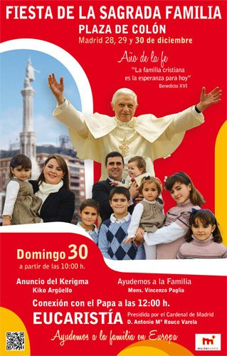 La familia cristiana es la esperanza para hoy 1
