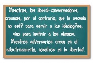 Carta Abierta al ministro de Educación por Esperanza Aguirre 1