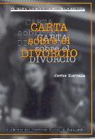'Carta sobre el divorcio', Javier Hervada 1