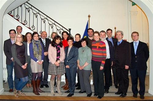 Crean la primera Alianza Europea de organizaciones familiares 1