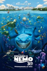 Buscando a Nemo 3D 1