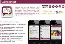 Dialhogar Net, una aplicación para 'andar por casa' 1