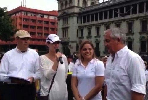 Presidente de Guatemala ratifica rechazo a aborto y apoyo a familia natural 1