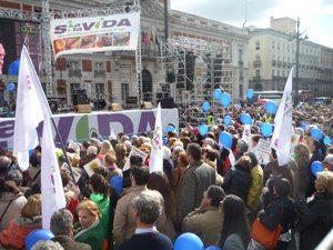 España, puntera en la lucha por la vida 1