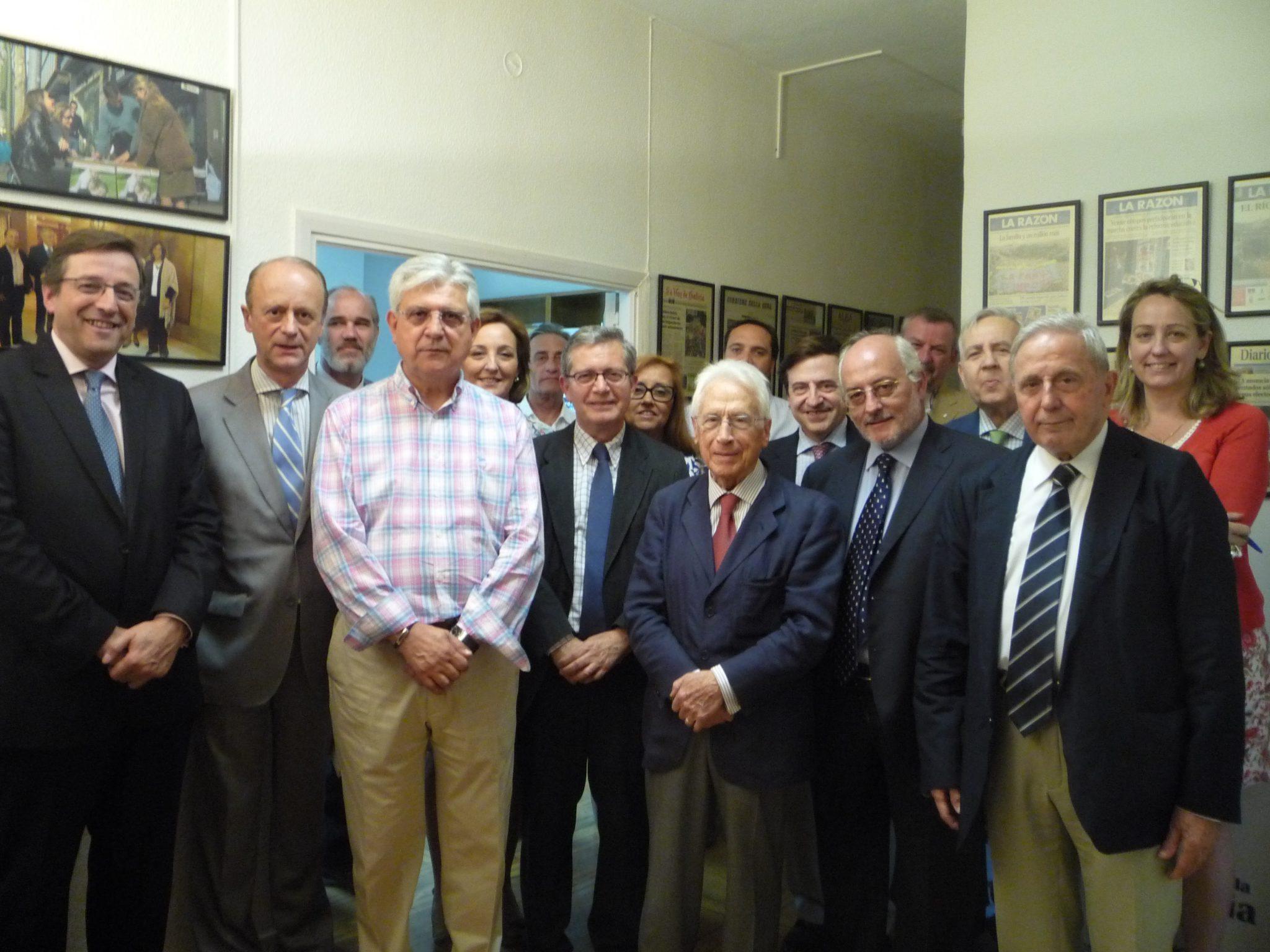 El Foro de la Familia renueva su Junta Directiva en la Asamblea General Ordinaria de 2013 1