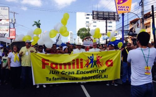 Panama (marcha familia)