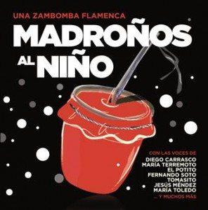 portada disco MADROÑOS AL NIÑO