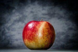 La manzana es la primera imagen que tenemos del deseo de saber