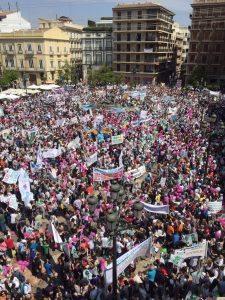 Valencia por la libertad de educación