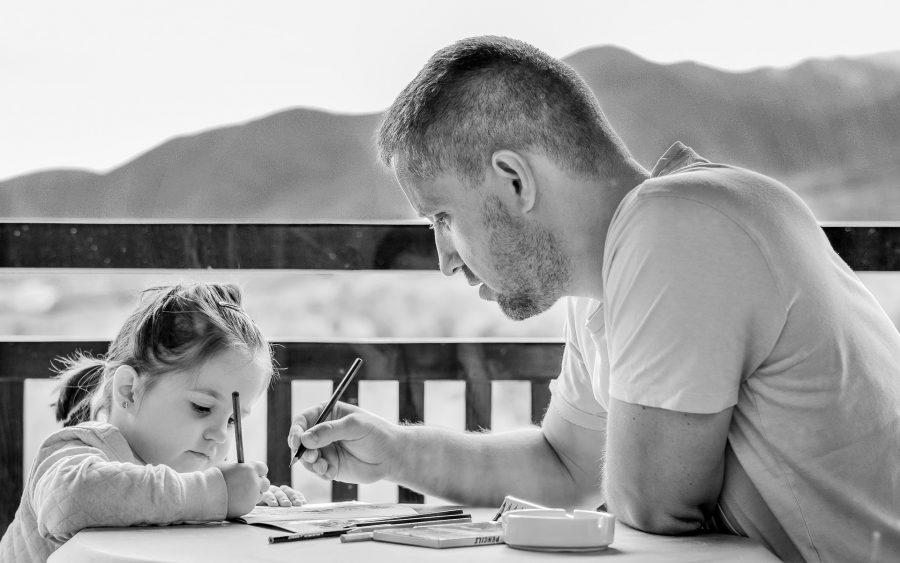 El padre es fundamental en la familia