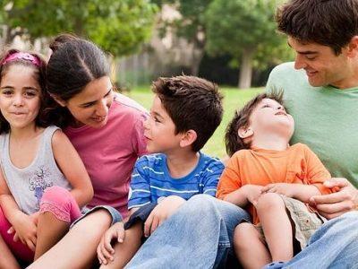 Familia. Educación