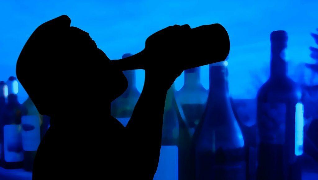 El alcohol en el centro del problema 1