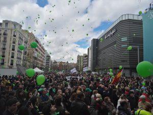 El 15 de abril, Madrid será el corazón de la vida 1