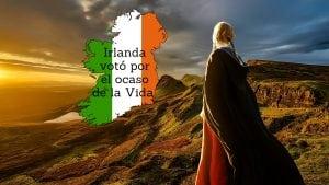 Irlanda cede ante el aborto 1