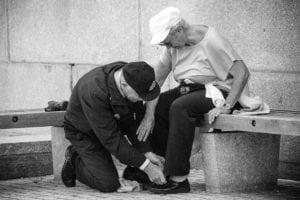 Más mayores, menos escucha y respeto 1
