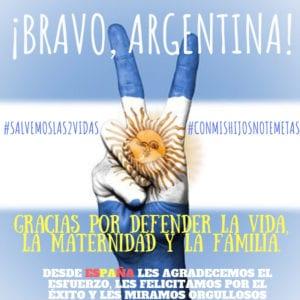 Gracias Argentina 1