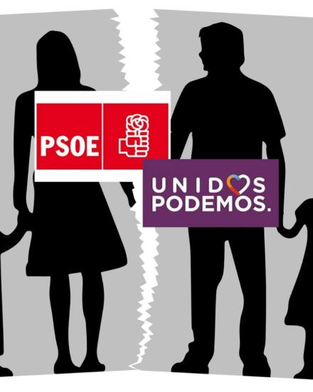 La familia, la gran olvidada del acuerdo PSOE-UP 1