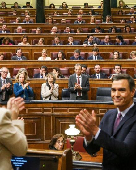 """""""Necesitamos un Gobierno con políticas para todos los españoles"""" 1"""