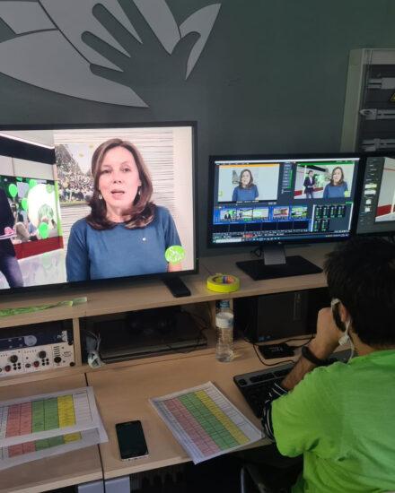 Éxito de la celebración virtual Sí a la Vida 1
