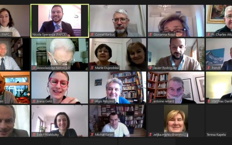 Asamblea de Asociaciones por la Vida.