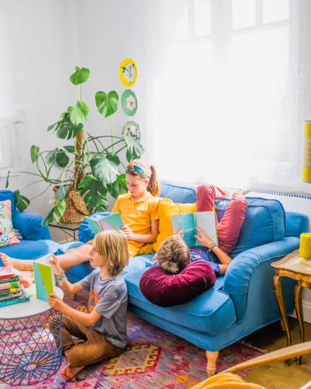 Ideas para organizarse en familia durante el verano 1