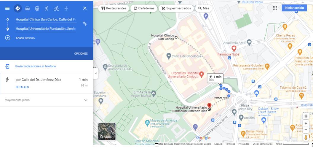 Google maps desmonta la polémica 1